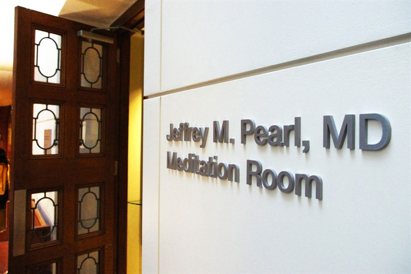 1 Pearl Meditation Room