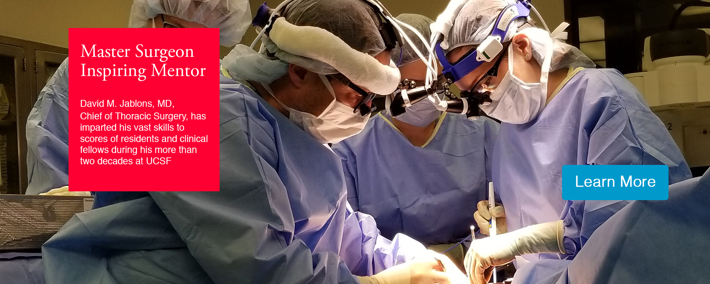 Ucsf Thoracic Surgery Residency