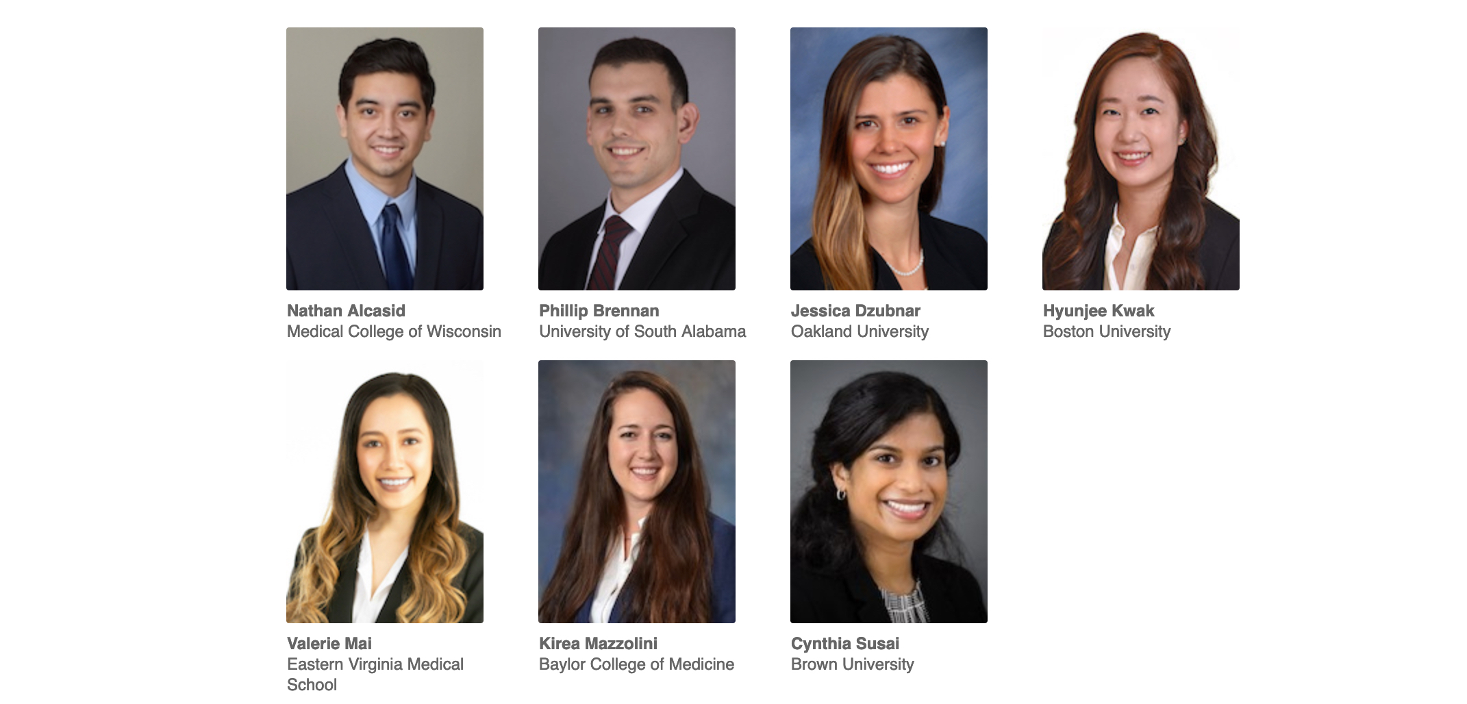 General Surgery - Department-of-Surgery-Welcomes-New-Class-of-UCSF