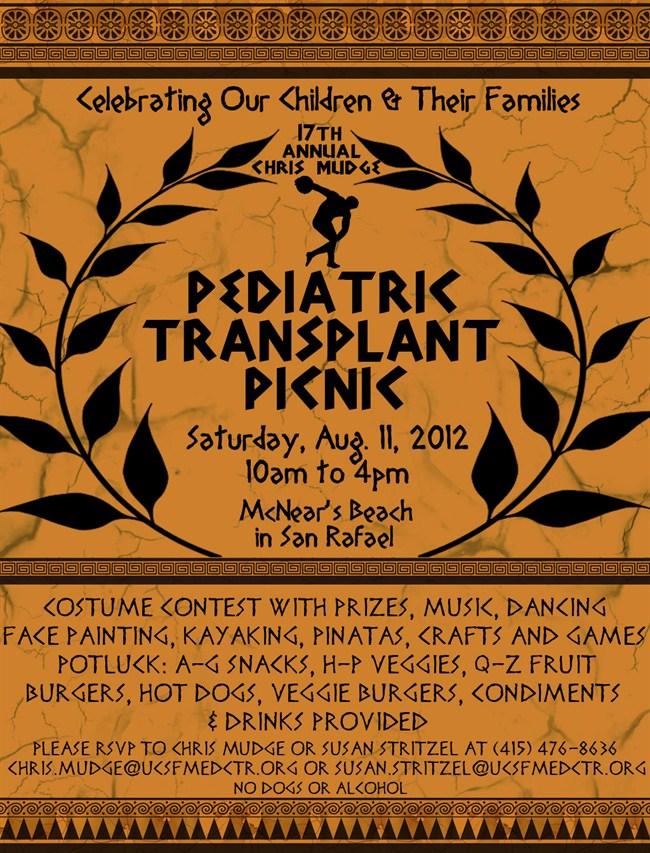 Pediatric Transplant 2012